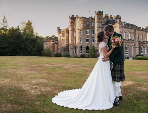 Your Wedding at Oxenfoord Castle